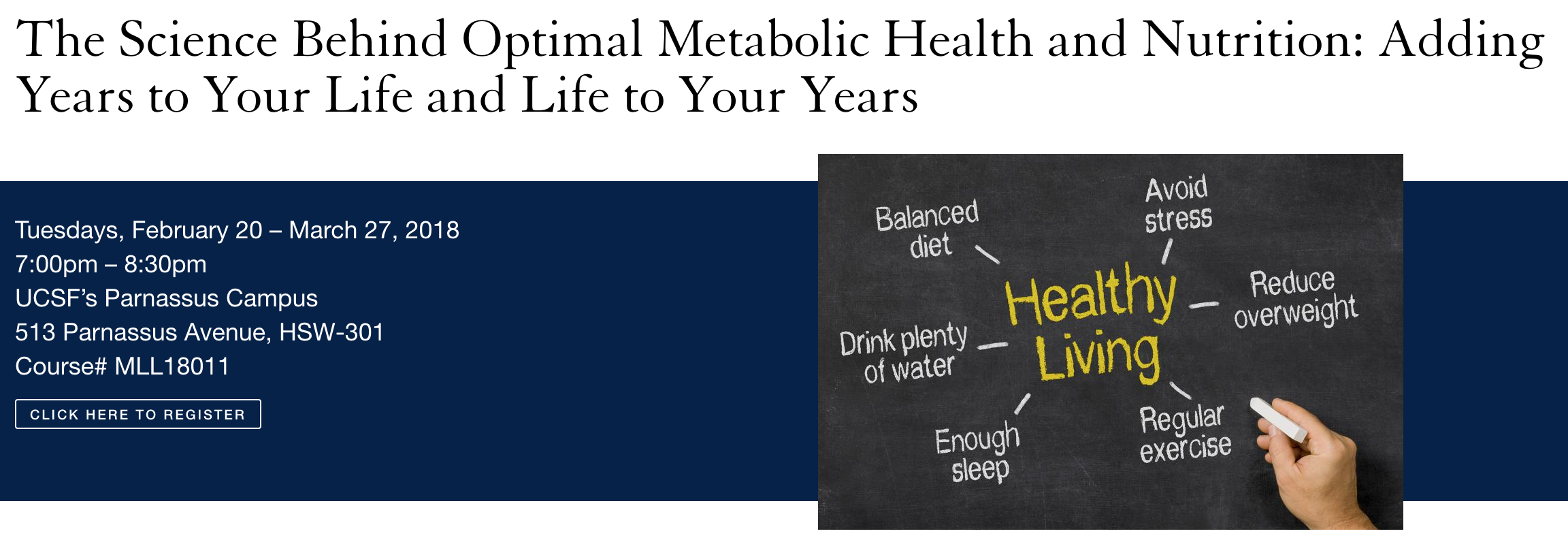 Metabolic Health and Nutrition | impacts social